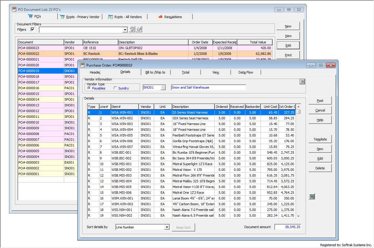 Adagio Accounting Demo - Adagio Operational Suite