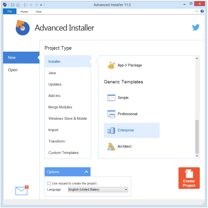 Advanced Installer Demo - Advanced Installer