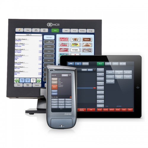 NCR Aloha POS Demo - NCR Aloha POS on NCR POS Hardware and Mobile Devices