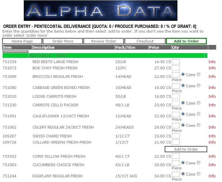 Alpha Portal Demo - Alpha Portal