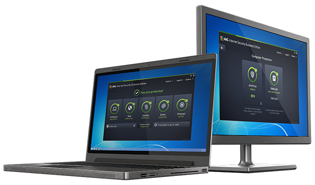 AVG Internet Security Business Edition Demo - AVG Internet Security Business Edition