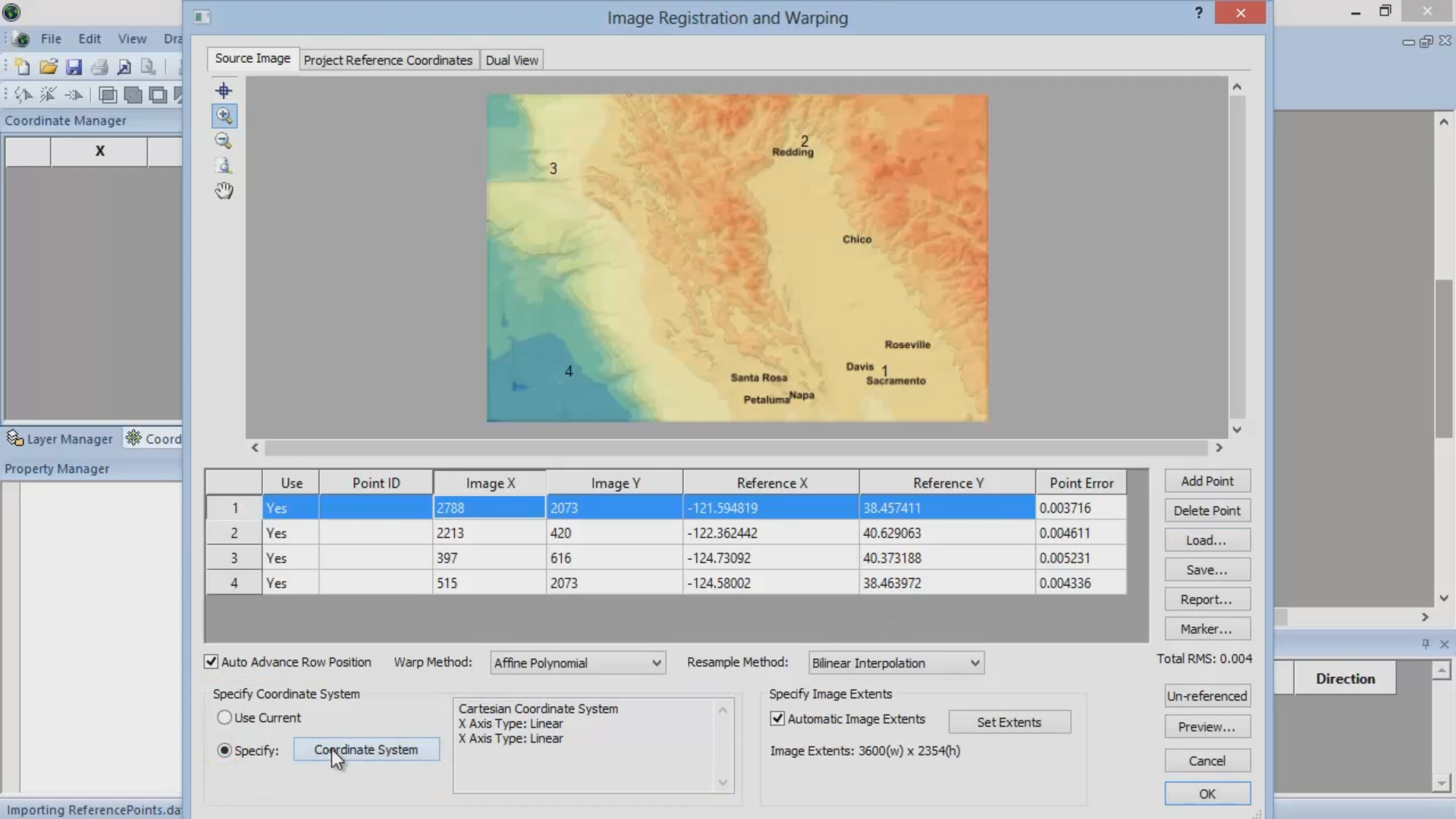 Didger Demo - Didger® Image Registration & Warping
