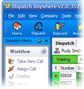 Dispatch Anywhere Demo - Dispatch Anywhere