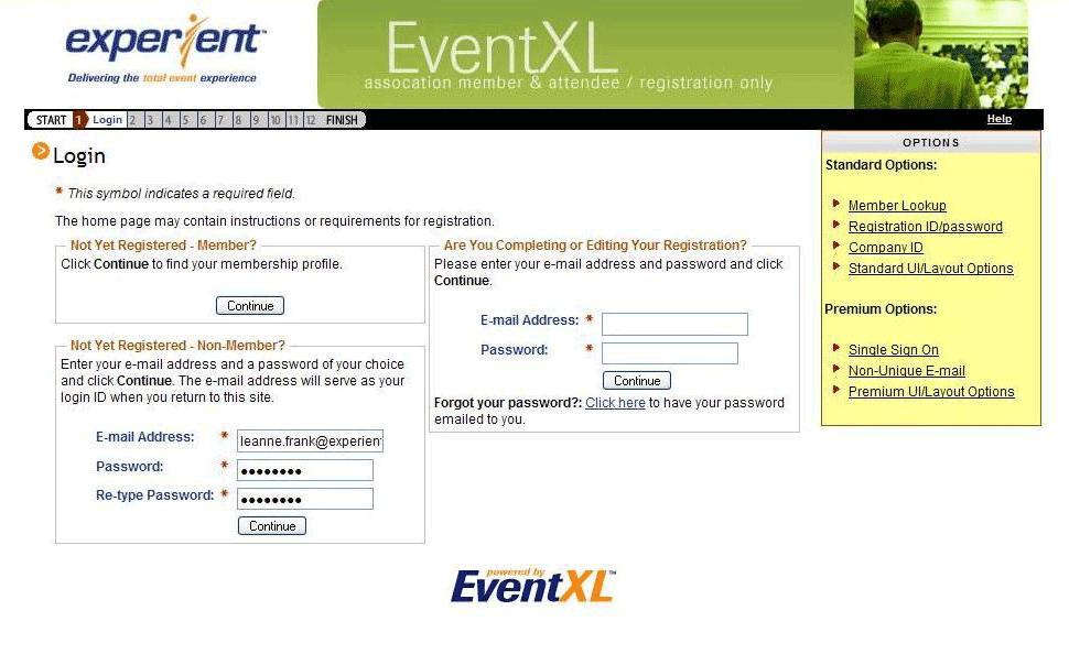 EventXL Demo - EventXL