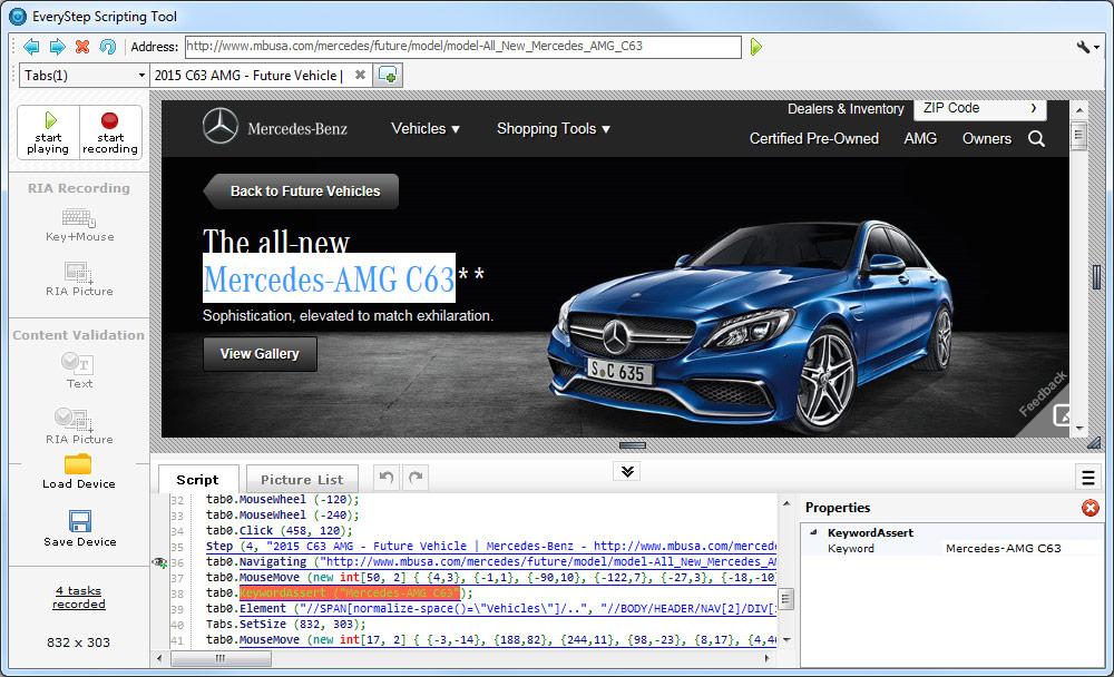 Everystep Scripting Tool Demo - Everystep Scripting Tool