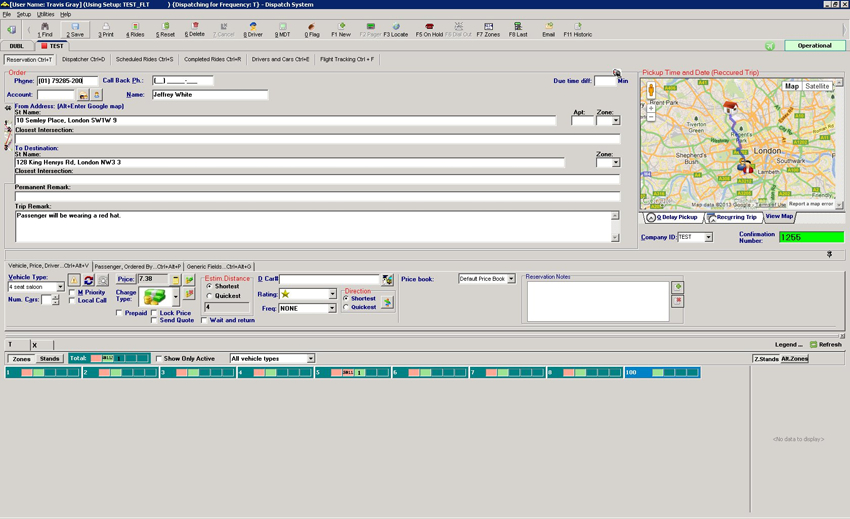 eXpert Dispatch System Demo - eXpert Dispatch System