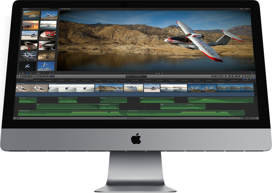 Final Cut Pro X Demo - Final Cut X