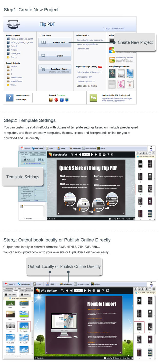 Flip PDF Demo - Flip PDF
