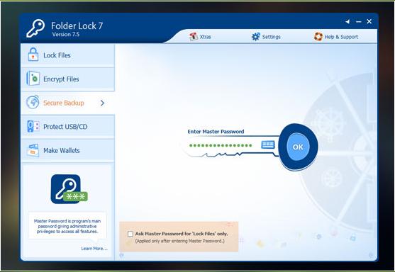Folder Lock Demo - Folder Lock