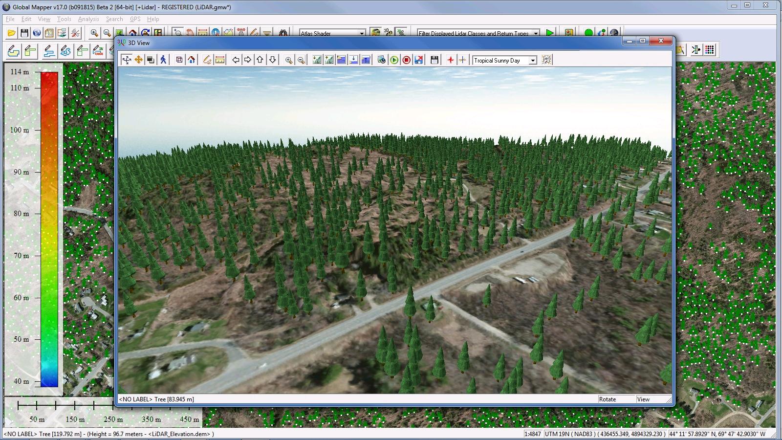 Global Mapper Demo - Global Mapper