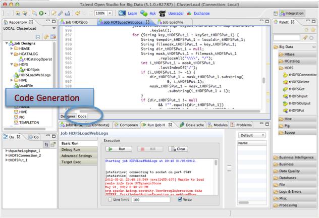 Hortonworks Data Platform Demo - Hortonworks Data Platform