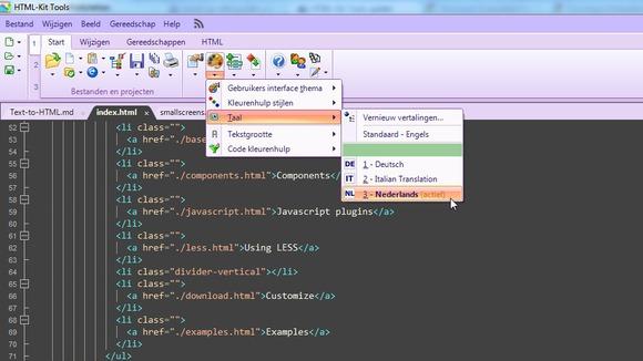 HTML-Kit Demo - HTML-Kit