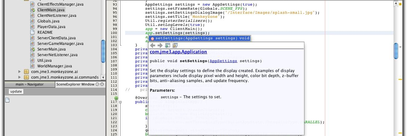 jMonkeyEngine Demo - jMonkeyEngine