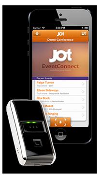 Jot EventConnect Demo - Jot Leads