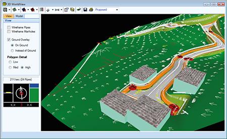 Micro Drainage Demo - Micro Drainage