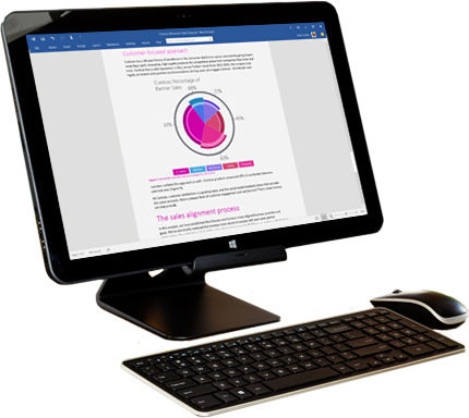 Microsoft Word Demo - Microsoft Word