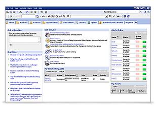 Oracle Siebel Field Service Demo - Oracle Siebel Field Service