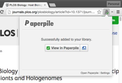 Paperpile Demo - Paperpile