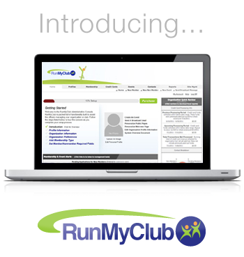 RunMyClub Demo - RunMyClub