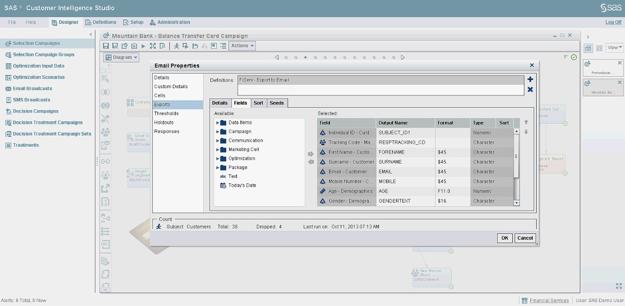 SAS Marketing Automation Demo - SAS Marketing Automation