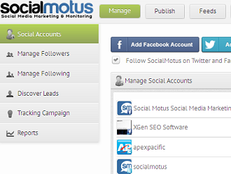 SocialMotus Demo - SocialMotus