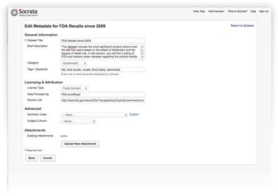 Socrata Open Data Portal Demo - Socrata Open Data Portal