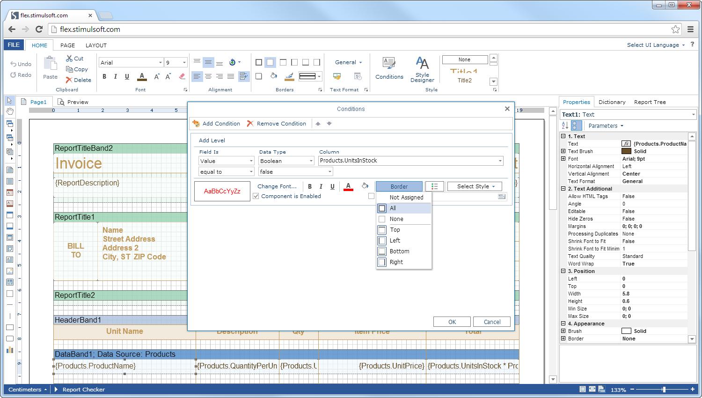Stimulsoft BI Demo - Stimulsoft BI