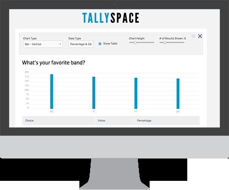 TallySpace Demo - TallySpace