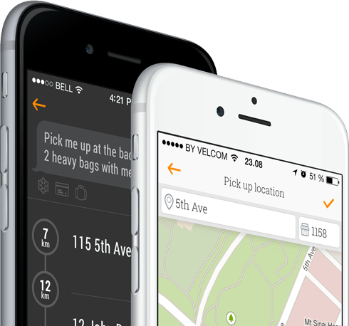 TaxiStartup Demo - TaxiStartup