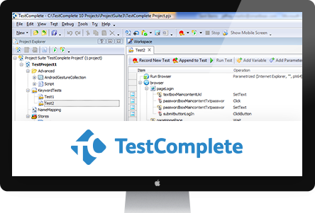 TestComplete Demo - TestComplete