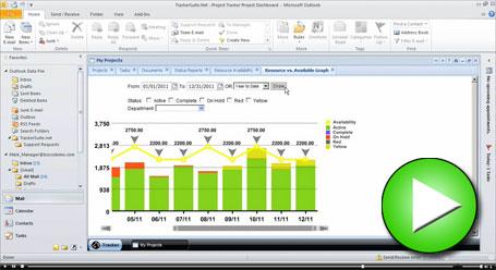 TrackerOffice Demo - TrackerOffice