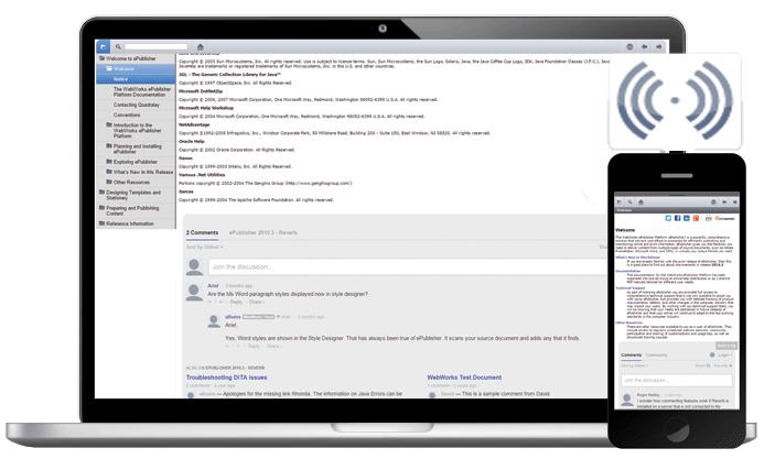 WebWorks ePublisher Demo - WebWorks ePublisher