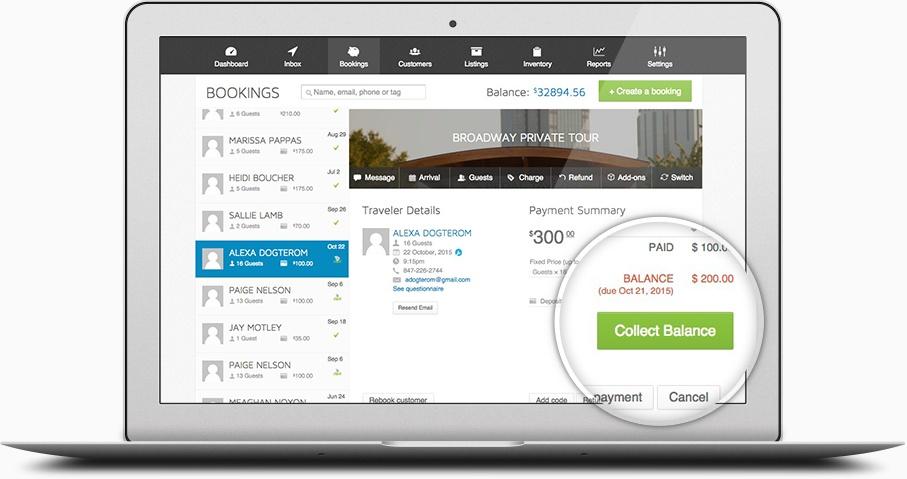 Xola Demo - Xola Booking and Marketing Software