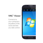 VNC Connect Mobile Apps Screenshot