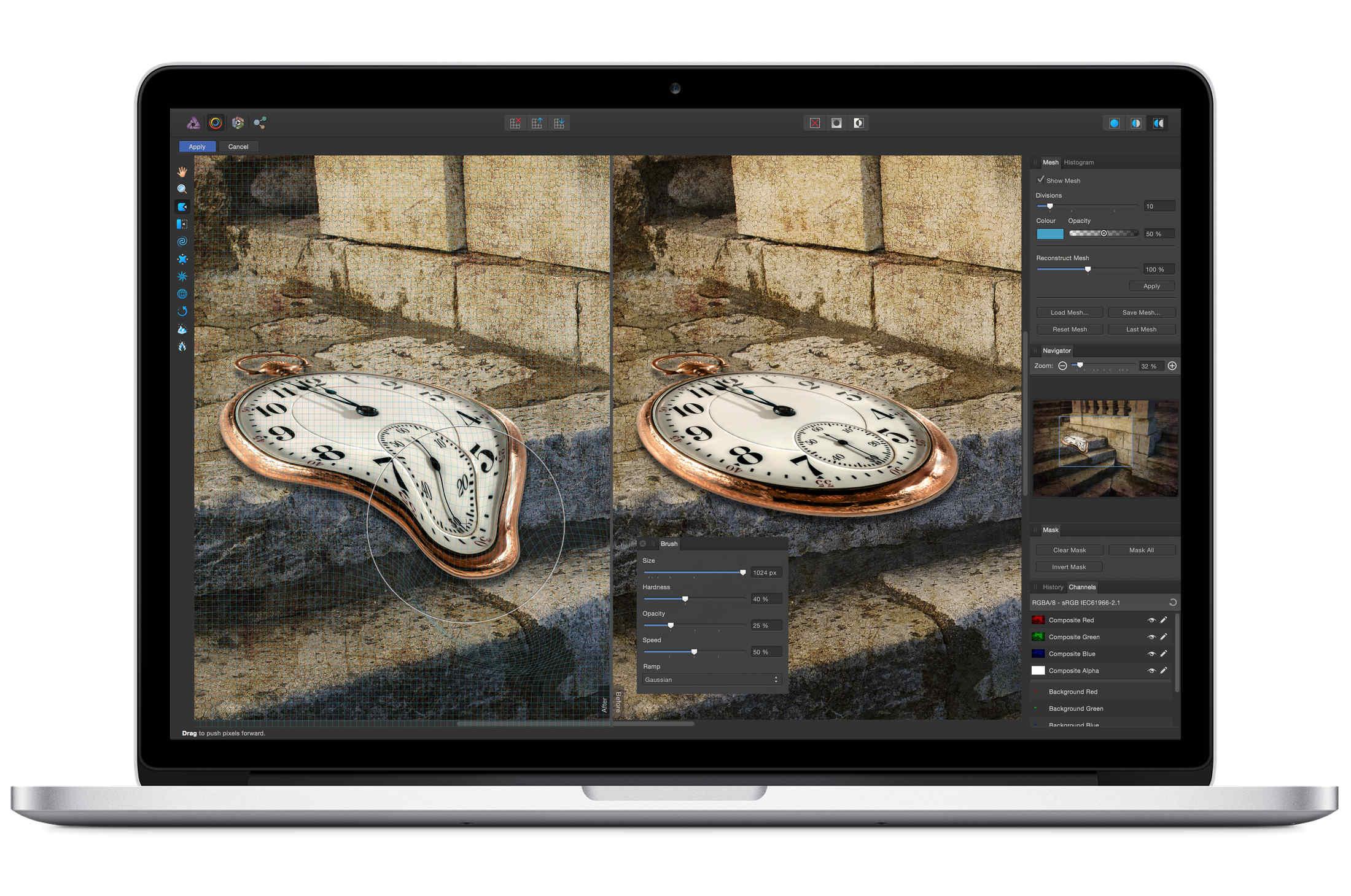 Affinity Designer Demo - Affinity Designer