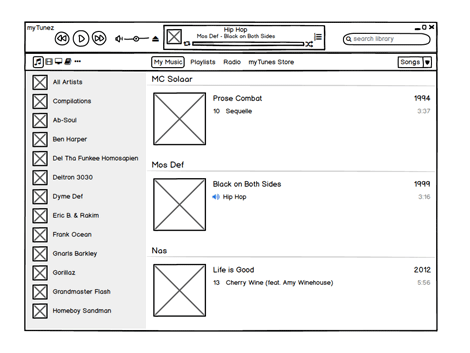 Balsamiq Demo - Desktops Apps
