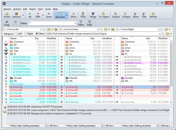 beyond compare freeware version