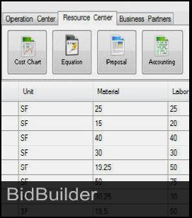 BIDBUILDER Demo - BIDBUILDER