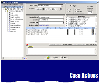 Proware CMS Demo - Case Management System