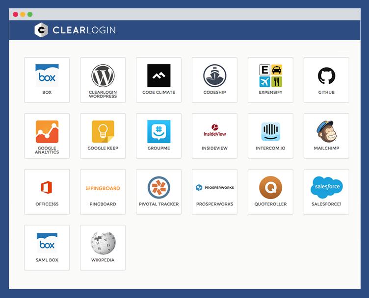 Clearlogin Demo - Clearlogin