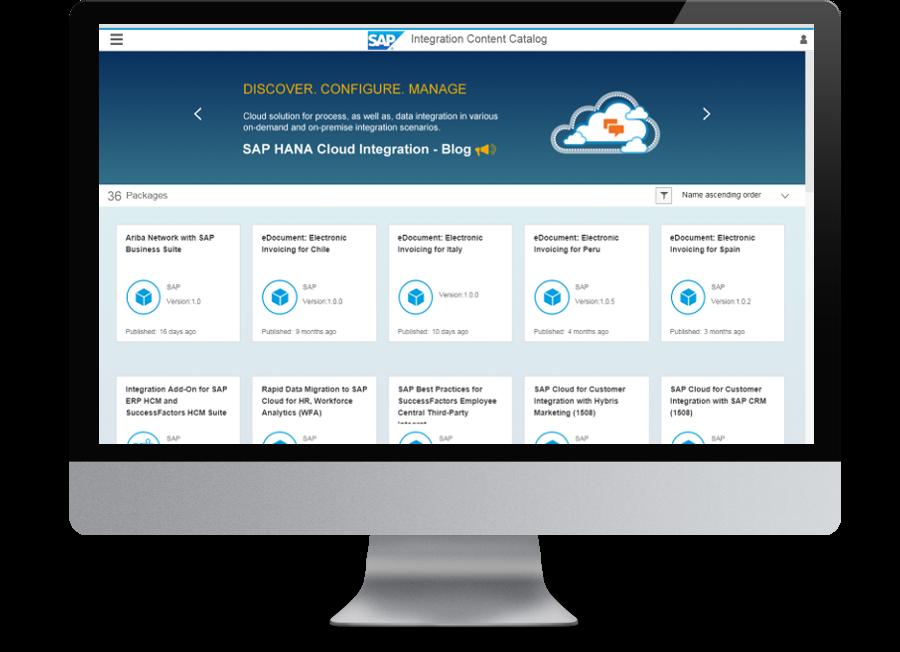 SAP HANA Cloud Integration Demo - SAP HANA Cloud Integration