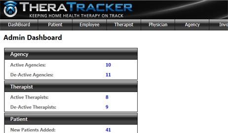 TheraTracker Demo - TheraTracker