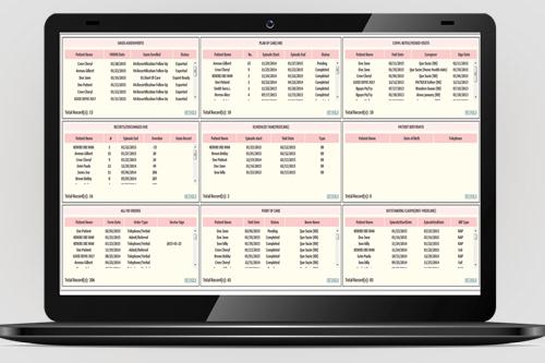 Home Health Software Demo - TynetOnline