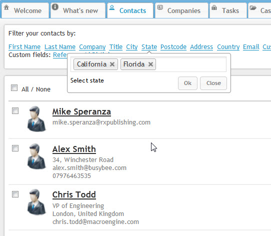 Clevertim CRM Demo - Clevertim CRM