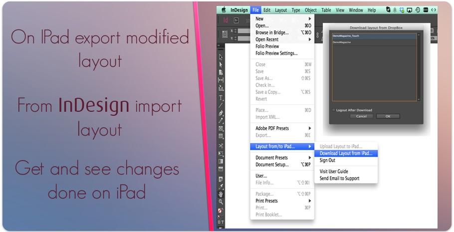 DesignTouch Demo - DesignTouch