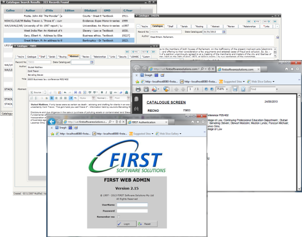FIRST LMS Demo - FIRST LMS