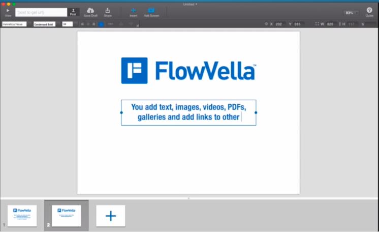 Flowvella Demo - Flowvella