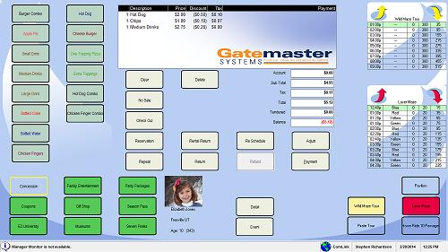 Gatemaster Demo - Gatemaster