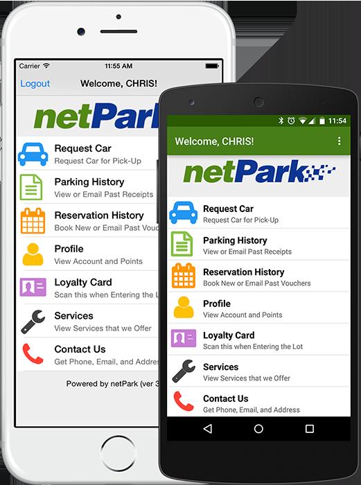 netPark Demo - netPark