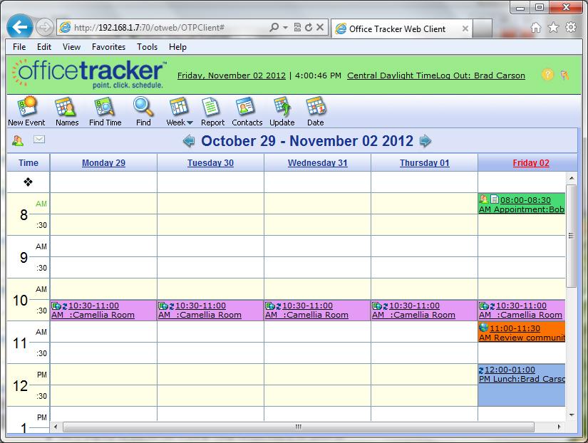 Office Tracker | G2 Crowd